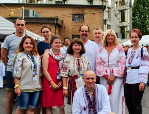 UCU Sociologists Research 'Ukrainian Christians in the USA: Integration, Social Identity, and Faith'