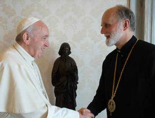 Archbishop Borys Gudziak Appointed Member of Vatican's Congregation for Oriental Churches