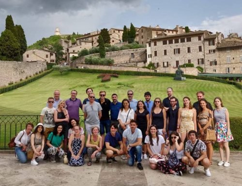 Harvard, Rome, and Elsewhere: UCU Students Study Abroad in Summer