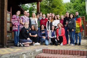 Ukrainian Catholic University, summer school, democracy, leadership