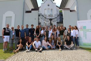 Ukrainian Catholic University, summer school, ethics, religion, politics, economics