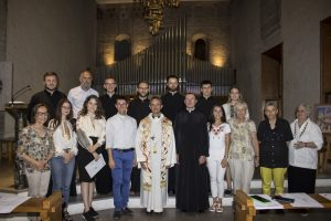 Ukrainian Catholic University, summer school, Italian, Mantua