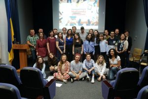 Ukrainian Catholic University, summer school, multimedia journalism