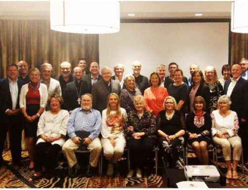 UCEF Board, Advisors, Friends of UCU Meet in D.C.
