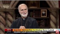 EWTN, program, Archbishop Borys Gudziak