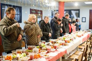 Ukrainian Catholic University, Christmas Eve for the poor and lonely