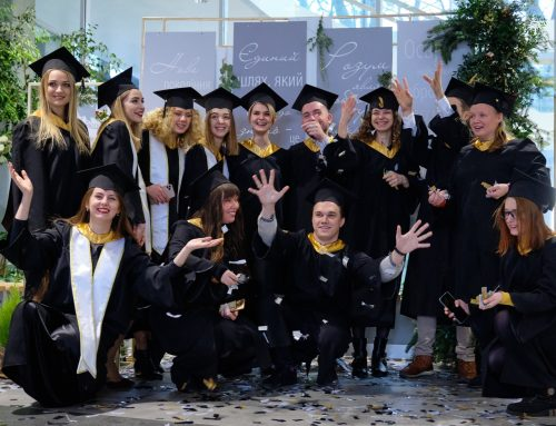 """I can boldly call the Ukrainian Catholic University a Ukrainian miracle"": Master's Programs Graduation at the Ukrainian Catholic University, Winter 2020."