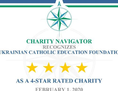 Charity Navigator again Awards 4 Stars to UCEF